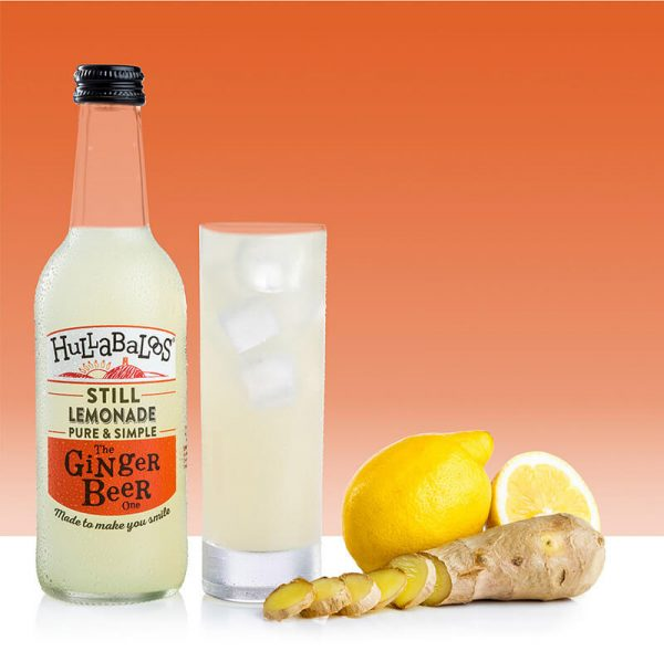 Hullabaloos Ginger Beer Lemonade