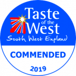 Taste of the West Commended 2019