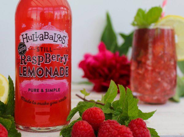 Hullabaloos Raspberry Lemonade